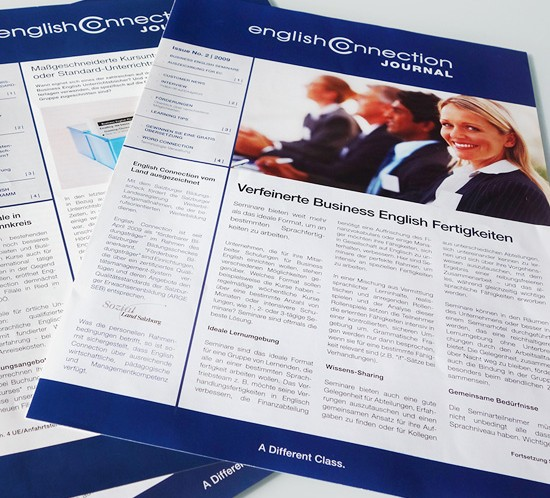 English Connection Business Journal