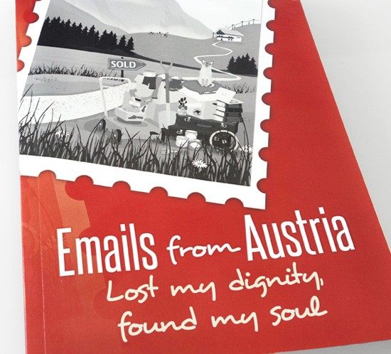 Penny Baker Fischer book cover design